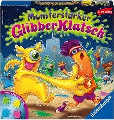 Monsterstarker GlibberKlatsch (Kinderspiel)