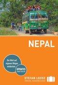 Stefan Loose Travel Handbücher Reiseführer Nepal