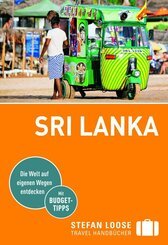 Stefan Loose Travel Handbücher Reiseführer Sri Lanka