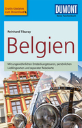 DuMont Reise-Taschenbuch Reiseführer Belgien