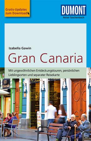 DuMont Reise-Taschenbuch Reiseführer Gran Canaria