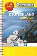 Michelin Kompaktatlas Deutschland 2019/2020