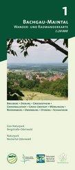 Odenwald Freizeitkarte Bachgau-Maintal