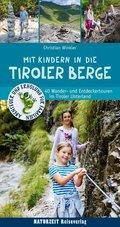 Mit Kindern in die Tiroler Berge