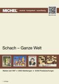 Michel Motivkatalog Schach - Ganze Welt