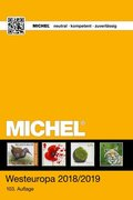 Michel Europa-Katalog: MICHEL Westeuropa 2018/2019; .6