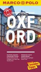 MARCO POLO Reiseführer Oxford