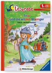 Trixi und die wilden Wikinger