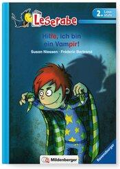 Hilfe, ich bin ein Vampir!