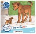 Mats, Mila und Molly - Wo ist Mama? - Schwierigkeitsstufe A - H.1