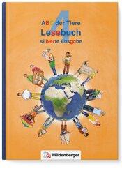 ABC der Tiere, Neubearbeitung 2016: 4. Schuljahr, Lesebuch (Silbierte Ausgabe)