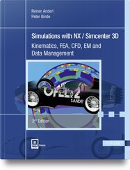 Simulations with NX / Simcenter 3D (Ebook nicht enthalten)