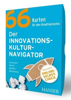 Der Innovationskulturnavigator