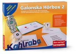 Galonska Hörbox 2 (Kinderspiel)