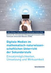 Digitale Medien im mathematisch-naturwissenschaftlichen Unterricht der Sekundarstufe