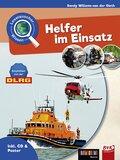 Leselauscher Wissen: Helfer im Einsatz (inkl. CD)