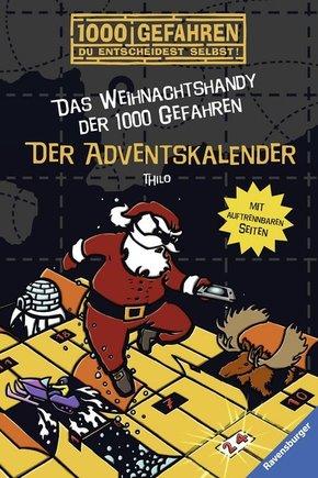 Das Weihnachtshandy der 1000 Gefahren - Der Adventskalender