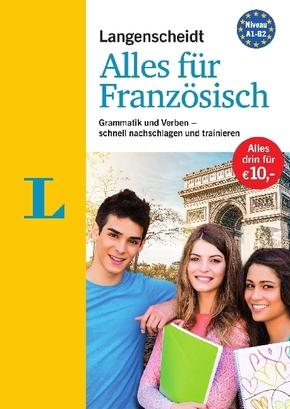 Langenscheidt Alles für Französisch