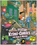 Redaktion Wadenbeißer - Pfiffige Krimi-Comics zum Lesen & Mitraten