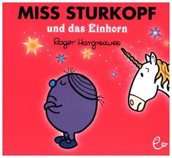 Mr. Men und Little Miss - Miss Sturkopf und das Einhorn (5 Expl.)