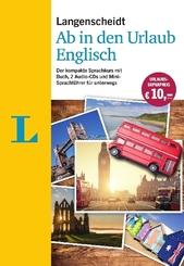 Langenscheidt Ab in den Urlaub - Englisch, m. 2 Audio-CDs