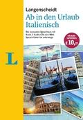 Langenscheidt Ab in den Urlaub - Italienisch, m. 2 Audio-CDs