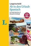 Langenscheidt Ab in den Urlaub - Spanisch, m. 2 Audio-CDs