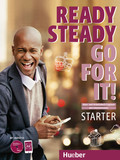 Ready Steady Go for it! Starter - Kursbuch + Arbeitsbuch + Intensivtrainer + Audio-CD