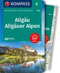 Allgäu, Allgäuer Alpen, m. 1 Karte