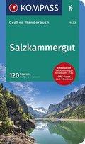 KOMPASS Großes Wanderbuch Salzkammergut