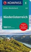 KOMPASS Großes Wanderbuch Niederösterreich