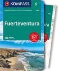 KOMPASS Wanderführer Fuerteventura, m. 1 Karte
