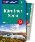 KOMPASS Wanderführer Kärntner Seen, m. 1 Karte