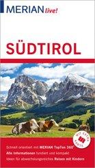 MERIAN live! Reiseführer Südtirol