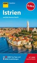 ADAC Reiseführer Istrien und die Kvarner-Bucht
