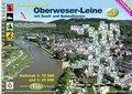 Jübermann TourenAtlas Wasserwandern: TourenAtlas Wasserwandern / TourenAtlas TA4 Oberweser-Leine; .TA4