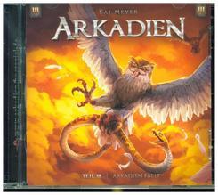 Arkadien fällt, 2 Audio-CDs