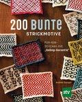 200 bunte Strickmotive