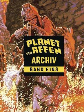 Planet der Affen Archiv - Bd.1