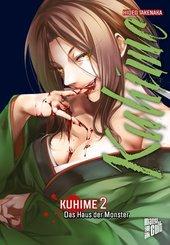 Kuhime - Das Haus der Monster - Bd.2