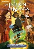 Die Legende von Korra - Revierkämpfe - Bd.3