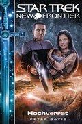 Star Trek - New Frontier: Hochverrat