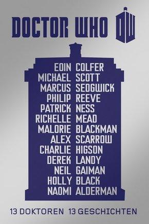 Doctor Who - 13 Doktoren, 13 Geschichten