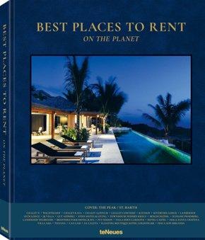Best Places to Rent on the Planet - Die besten Ferienhäuser und Reiseerlebnisse der Welt