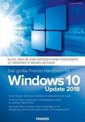 Das große Franzis Handbuch für Windows 10 Update 2018