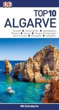 Top 10 Reiseführer Algarve, m. 1 Karte