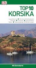 Top 10 Reiseführer Korsika, m. 1 Karte