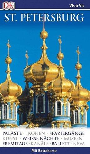 Vis-à-Vis Reiseführer Sankt Petersburg, m. 1 Karte