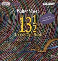 Die 13 1/2 Leben des Käpt'n Blaubär, 3 Audio-CD,