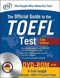 The Official Guide to the TOEFL Test, w. DVD-ROM
